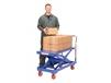 AUTOMATIC HEIGHT ADJUSTMENT CART