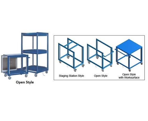 WELDED STENCIL CARTS