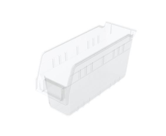CLEAR SHELFMAX® BINS