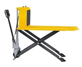ELECTRIC SCISSOR LIFT TRUCK