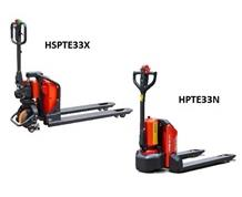 SEMI-ELECTRIC AND FULLY ELECTRIC PALLET JACKS