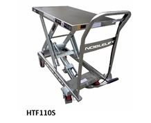 MANUAL STAINLESS STEEL SCISSOR LIFT TABLES