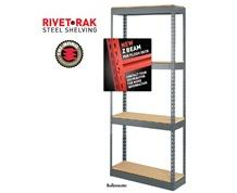 PARTICLE BOARD FOR  RIVET-RAK™ STEEL SHELVING